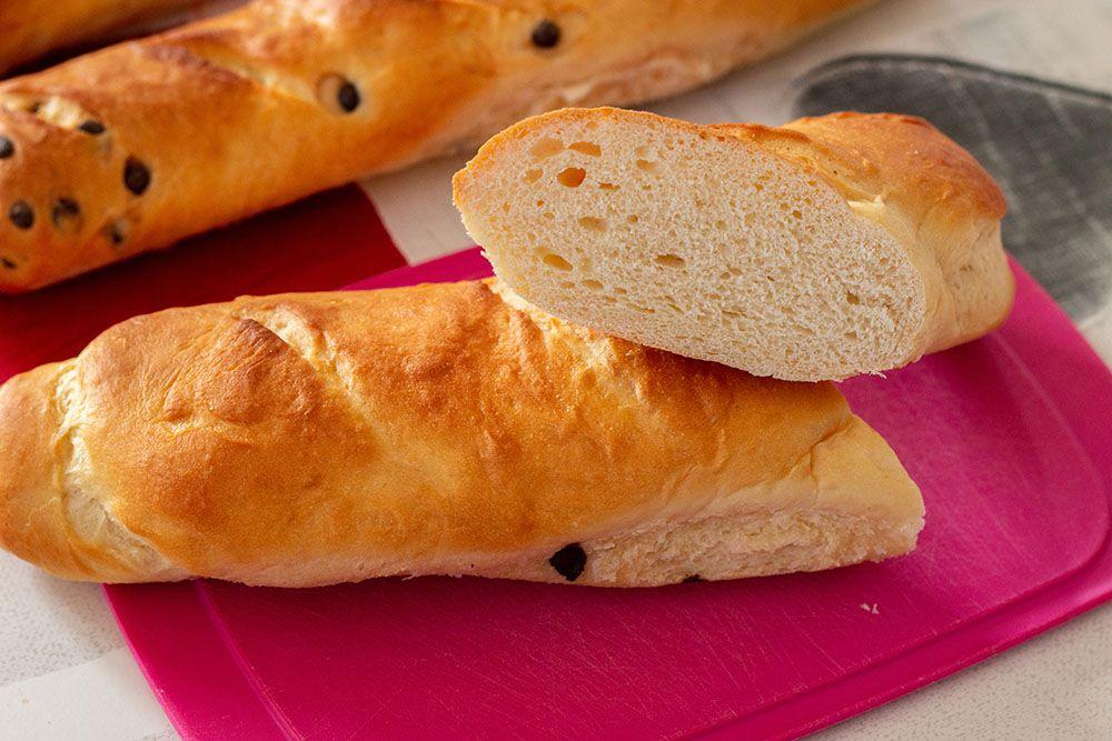 Baguettes viennoises de Cojocano