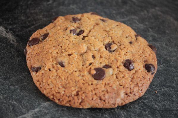 Cookies au chocolat de Christophe Felder