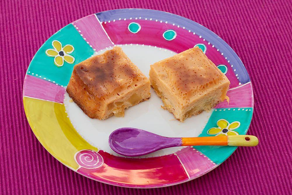 Flan Ananas Coco