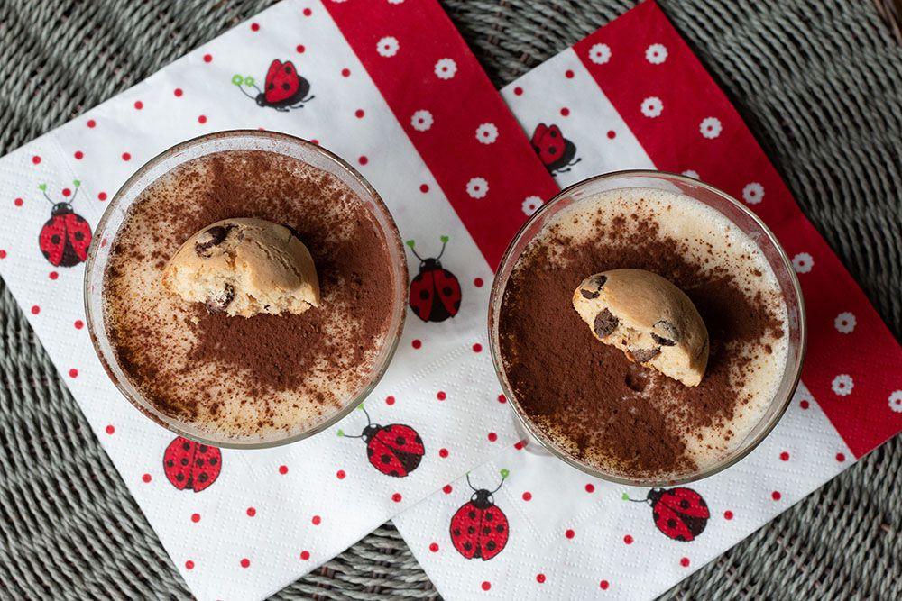 Tiramisu Cookies et Nutella