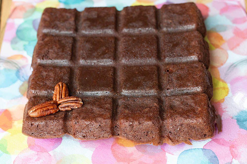 Brownies Chocolat Noix de Pécan (recette de Cyril Lignac)