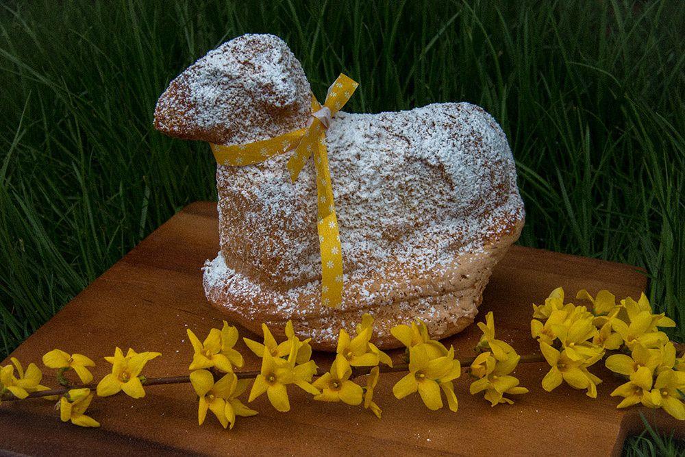 Agneau de Pâques (Lammele - Lammala) (au Thermomix ou sans)