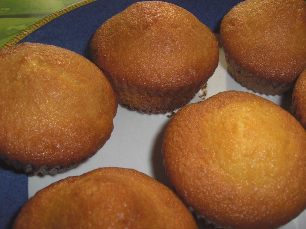Muffins aux abricots et aux amandes au Thermomix