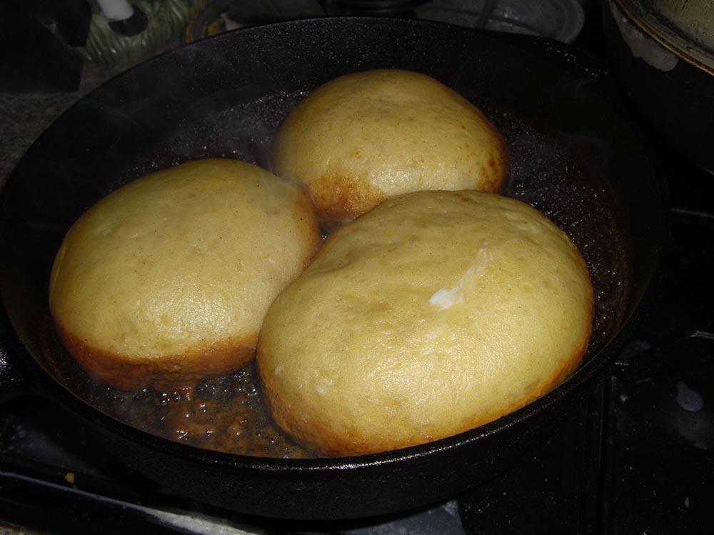 Dampfnüdle (Petits pains à la vapeur)