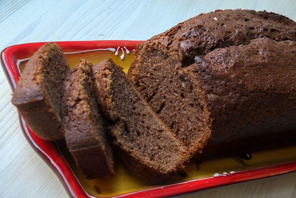Cake au café, au chocolat et au Whisky