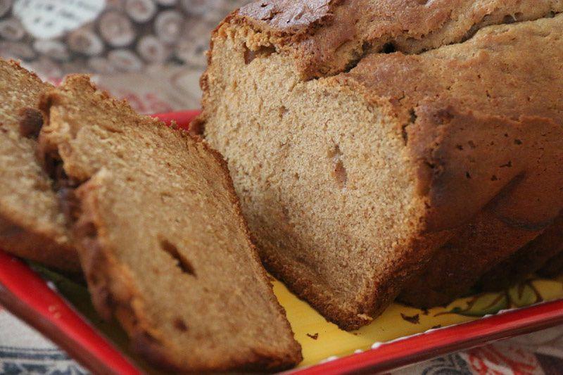 Cake moelleux pain d'épices au miel