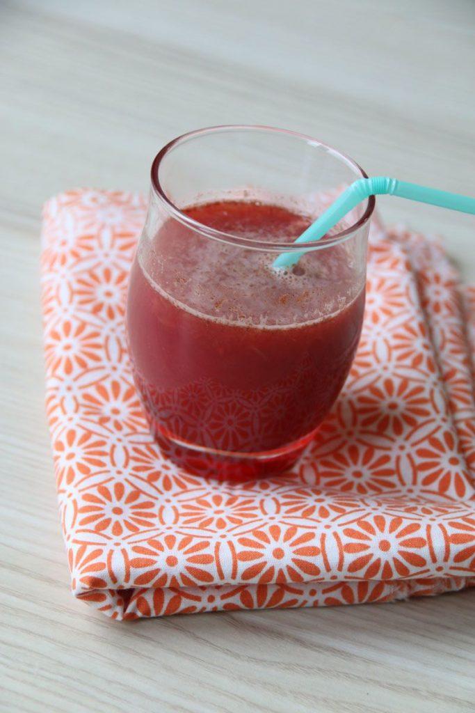 Cocktail Détox (recette Tupperware)