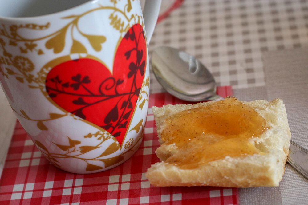 Confiture Melons - Vanille (au Thermomix)