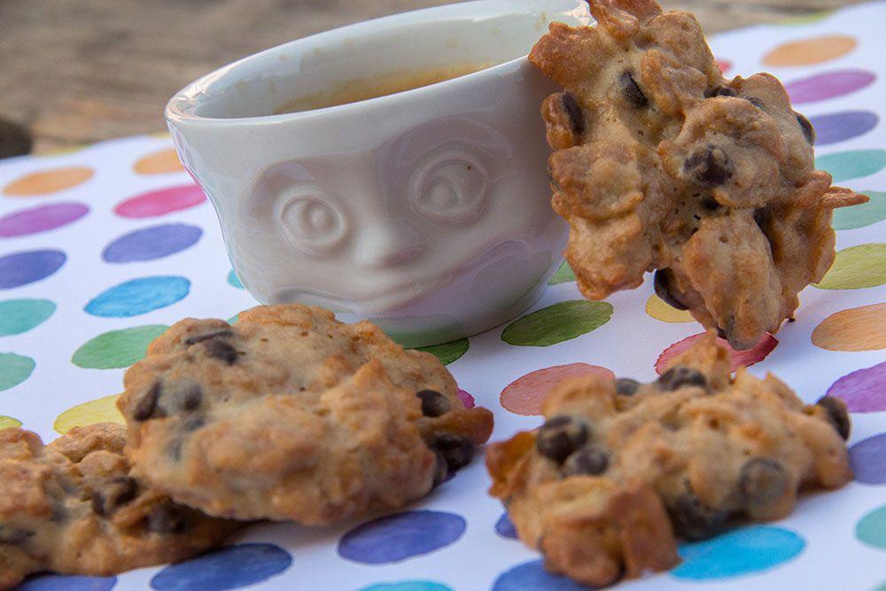 Cookies aux cornflakes