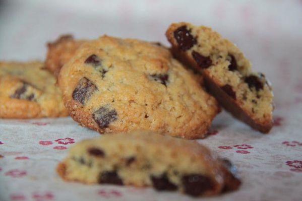 Cookies aux pépites Chunks