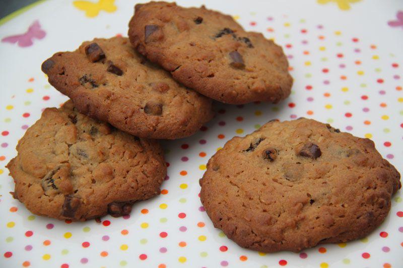 Cookies du matin
