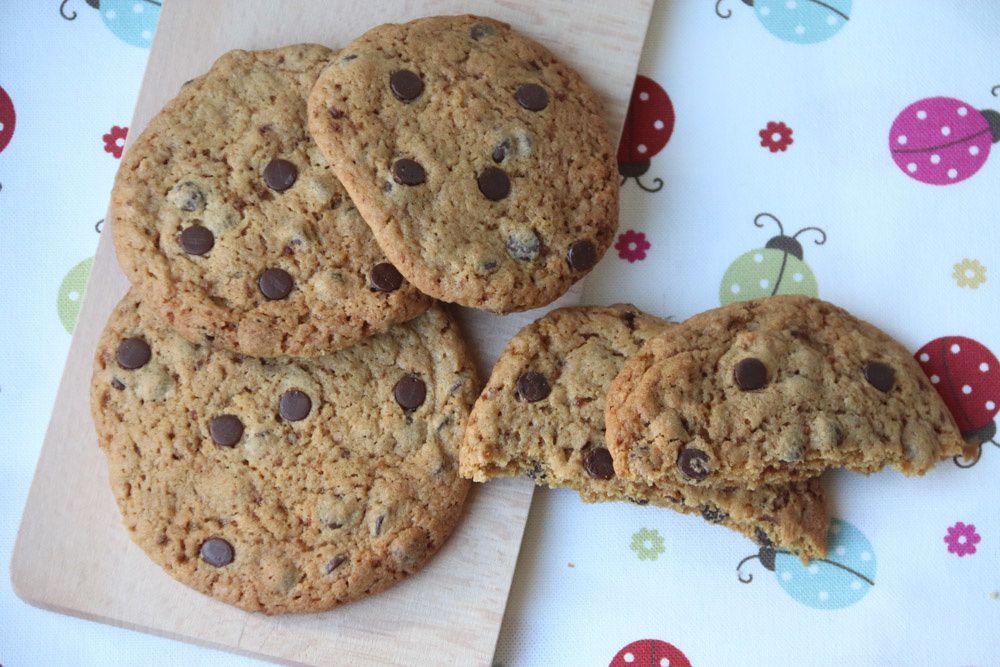 Cookies parfaits selon Pascale Weeks