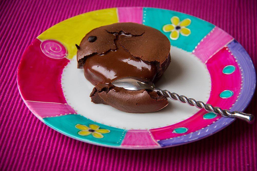 Coulants au chocolat (au Thermomix ou sans)