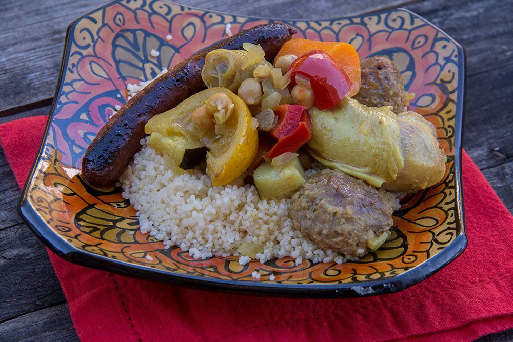 Couscous (recette Tupperware à L'ultra Pro)