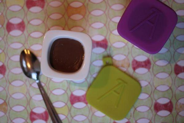 Crème dessert au chocolat (Thermomix)
