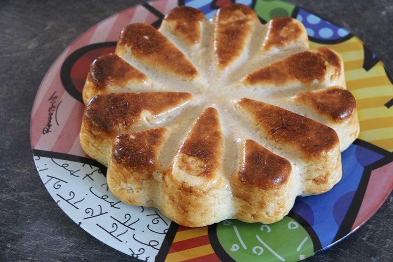 Flan Pâtissier vanillé sans pâte (avec ou sans Thermomix)