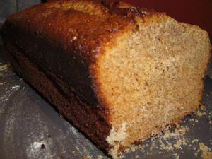 Gâteau moelleux aux épices et au miel