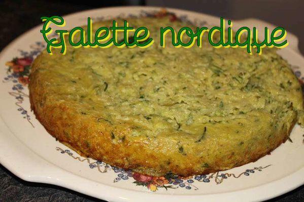 Galette nordique