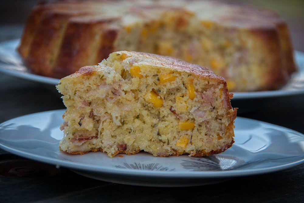 Gâteau Piémontais