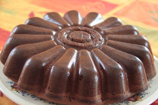 Gâteau au Perrier (eau pétillante) - LE gâteau de mon enfance