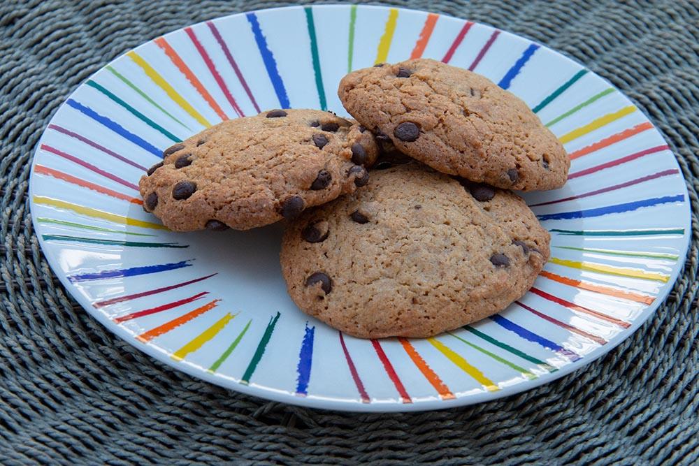 Cookies au chocolat de Clara
