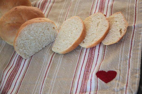 Jerry's Le pain de mie bien moelleux à l'anglaise