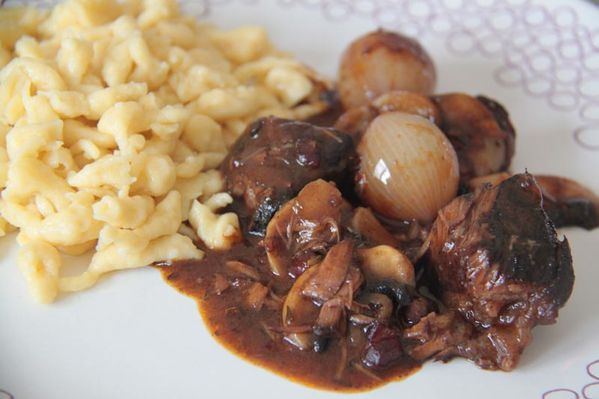 Le Boeuf Bourguignon de Julia Child