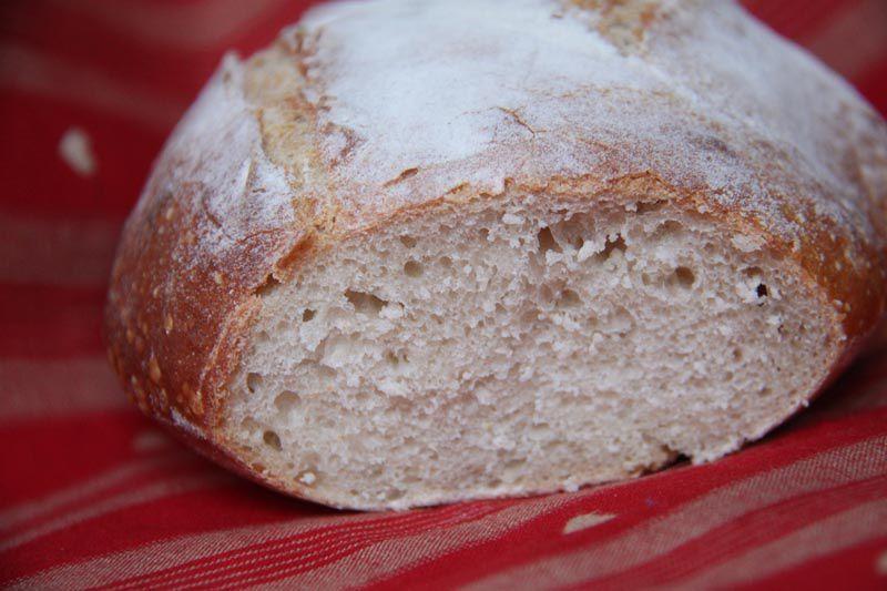 Le pain à l'épeautre et au levain d'Eric Kayser