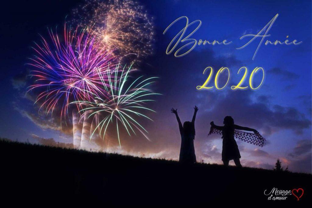 Meilleurs voeux pour 2020
