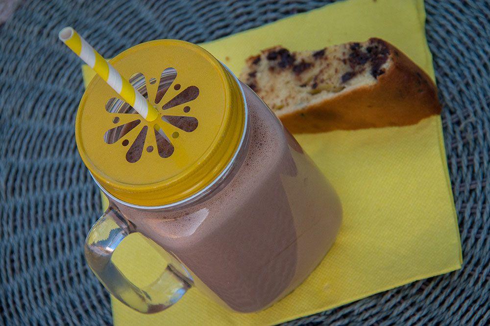 Milkshake Nutella (au Thermomix ou sans)
