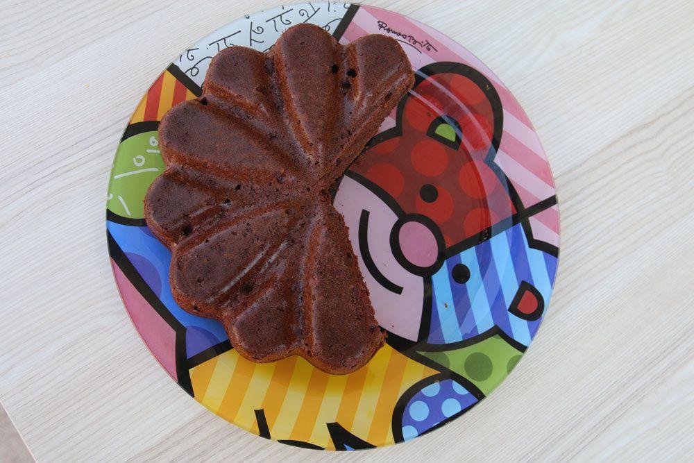 Moelleux au chocolat express et light (au Thermomix ou sans)