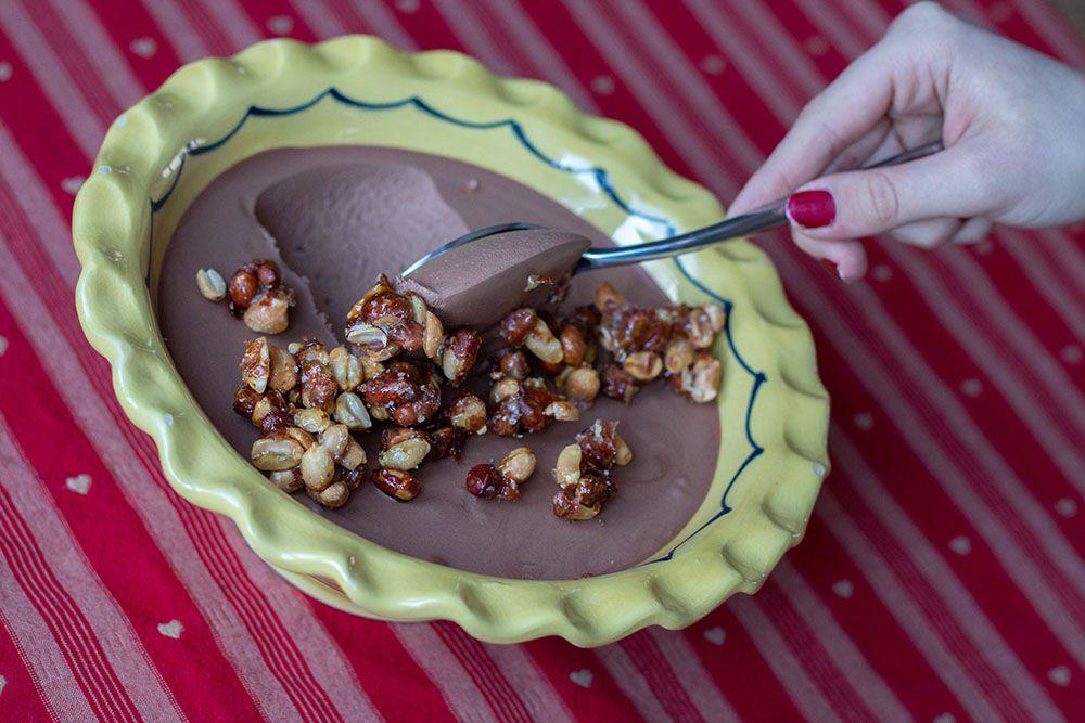 Mousse au chocolat (recette de Cyril Lignac) Sans Oeuf