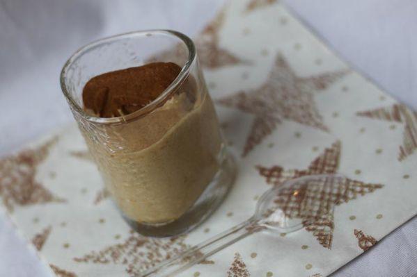 Mousse aux Spéculoos (recette Tupperware)