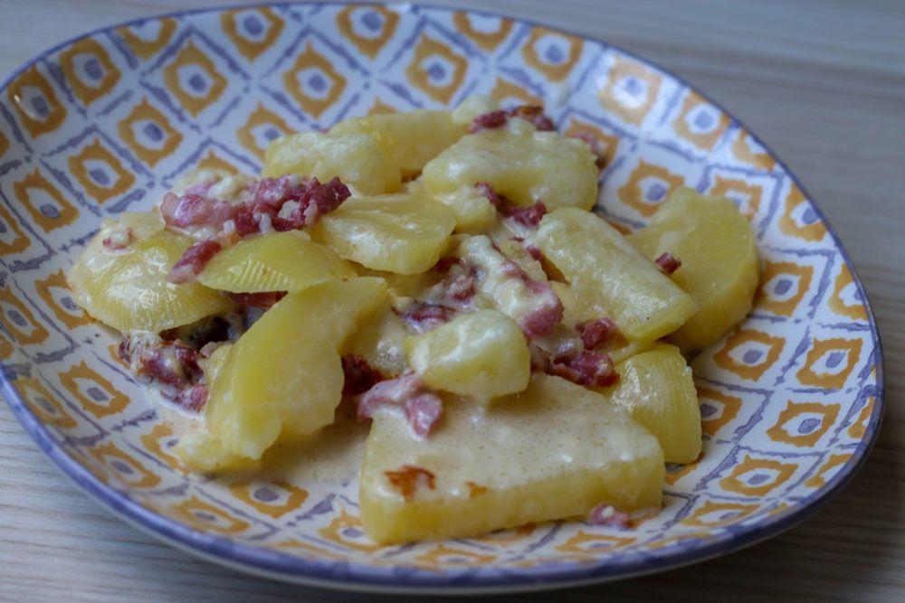 Pommes de terre à la savoyarde (au Cookeo)