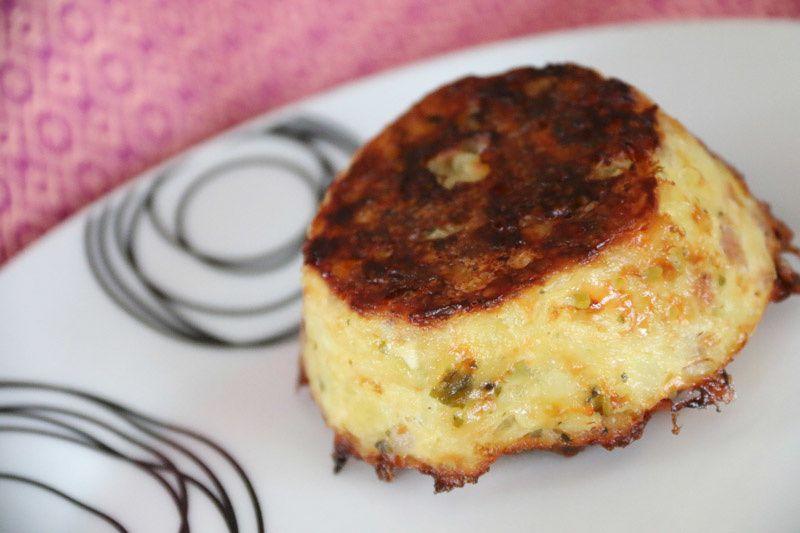 Râpés de pommes de terre (recette Tupperware)
