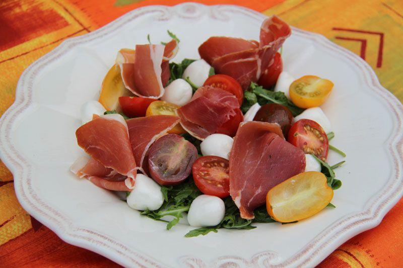"""Salade """"La belle italienne"""""""