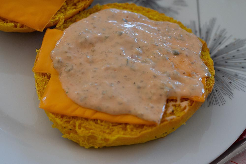 Sauce Géante (Sauce pour Hamburger)