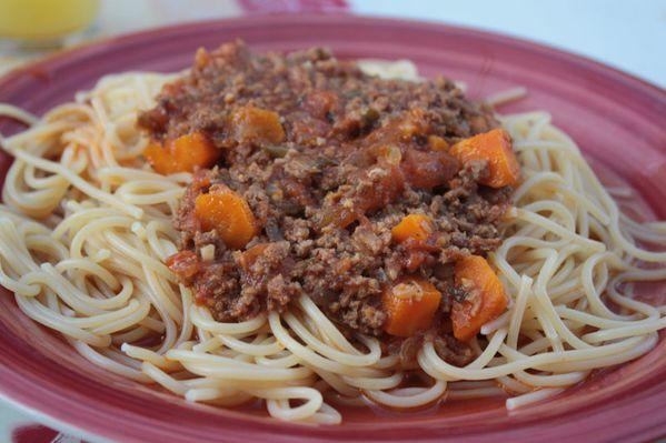 Sauce bolognaise maison