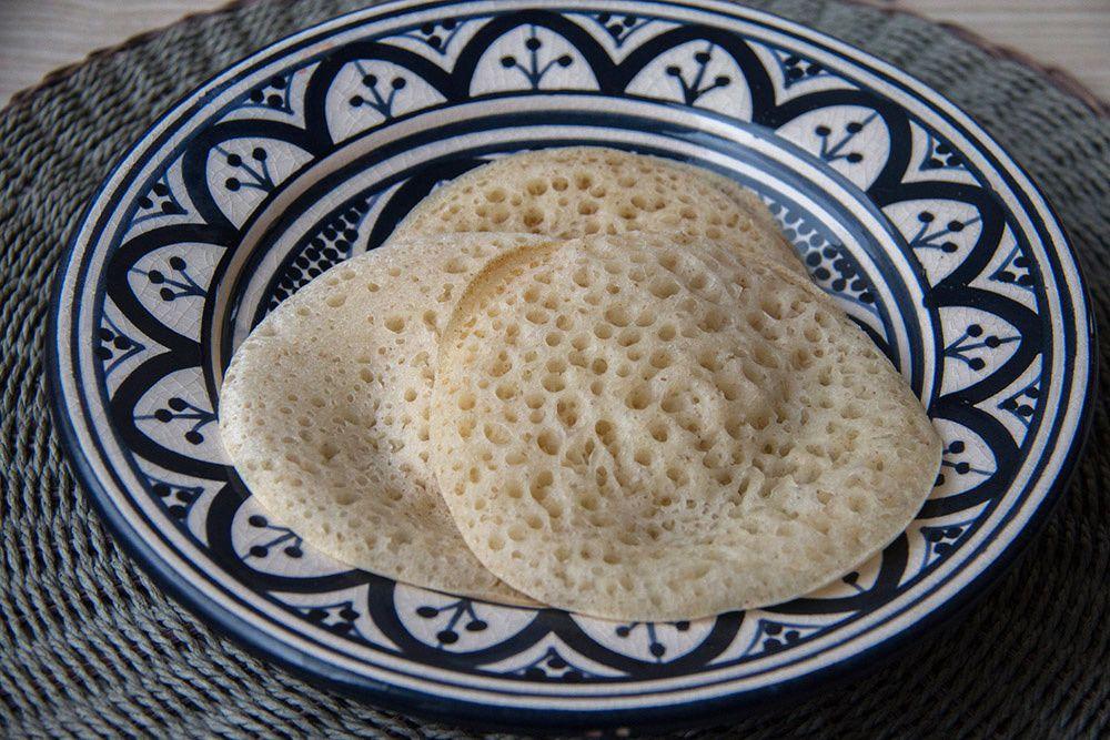 Baghrir – Crêpes mille trous (au Thermomix ou sans)