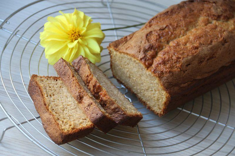 Cake à la pomme et à la cannelle de Sophie Dudemaine