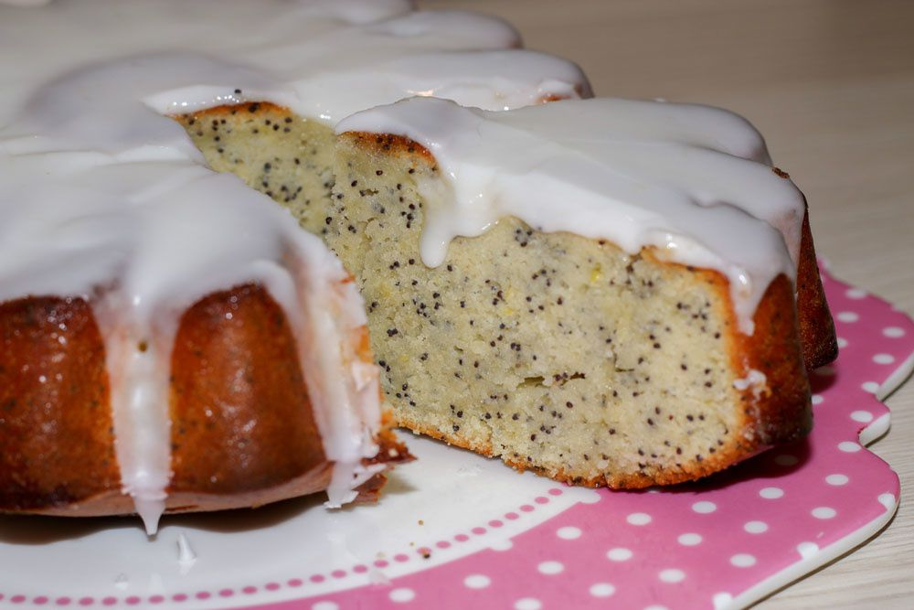Cake au citron de Jamie Oliver