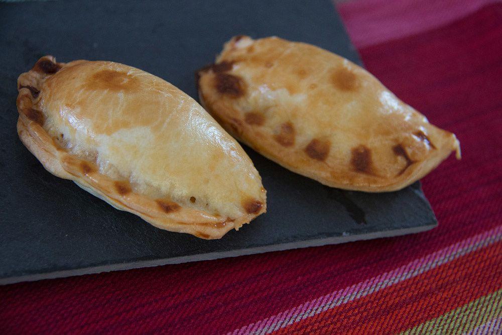 Chaussons de patate douce (pour l'apéro)