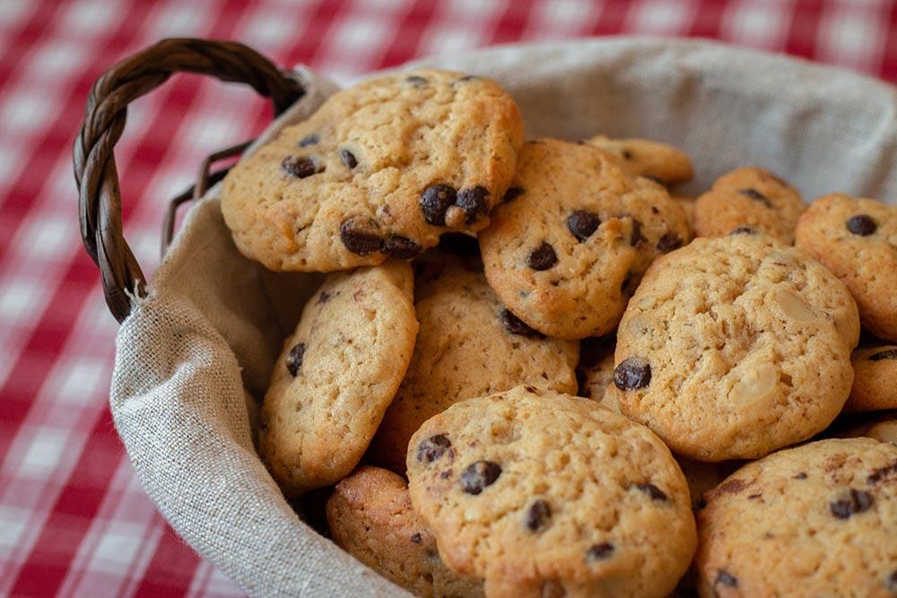 Cookies au sirop d'érable