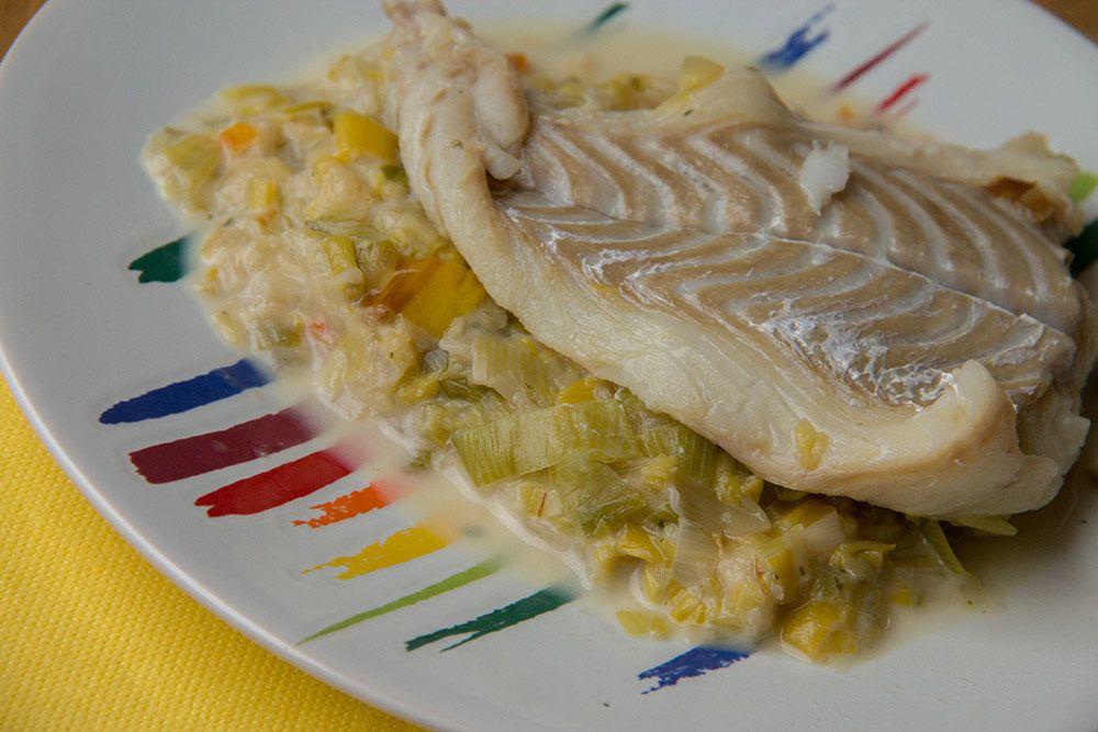 Filet de poisson au Boursin (au Cookeo)