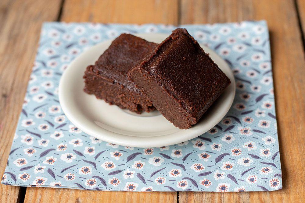 Fondant au chocolat de Trish Deseine