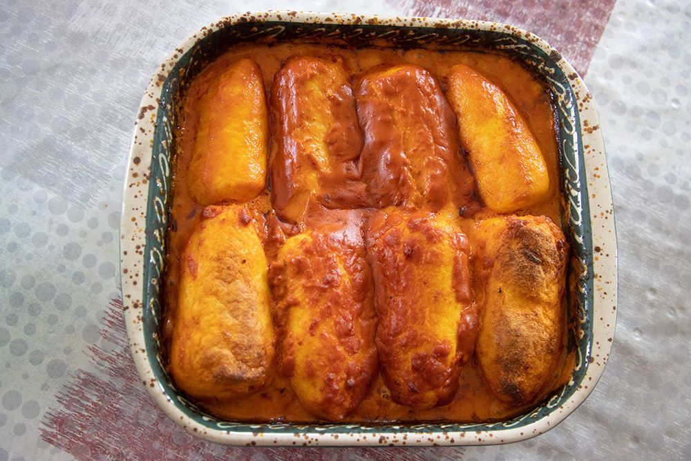 Quenelles à la sauce chorizo (au Thermomix ou sans)