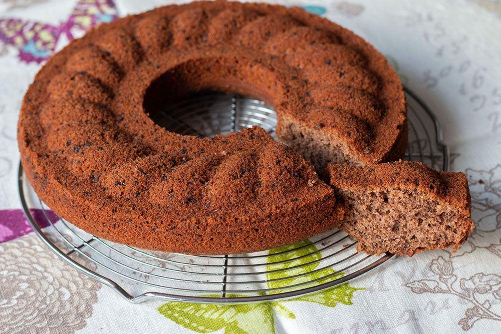 Rotwinkueche (Gâteau au vin rouge, aux épices et au chocolat)