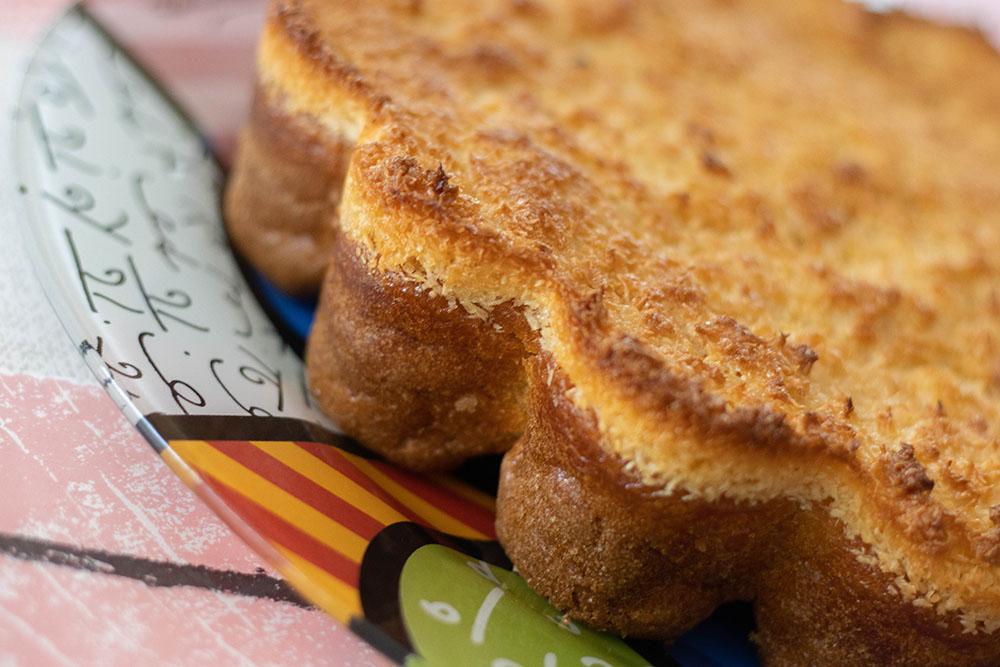 Le drommekage (gâteau danois)