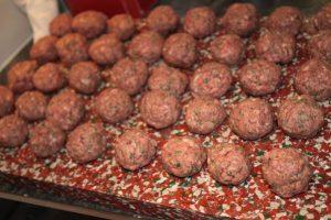 Boulettes à la marocaine
