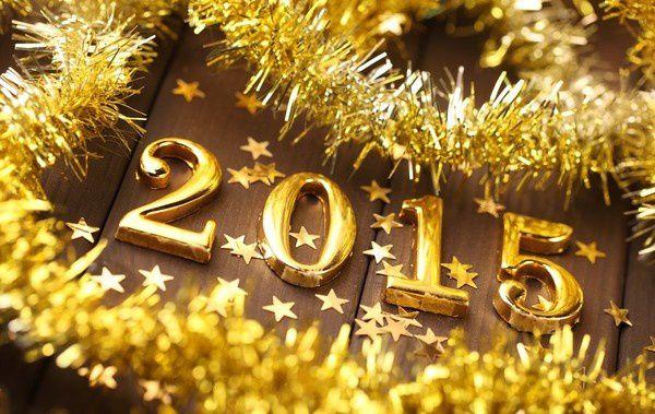 Au revoir 2014 ! Bonjour 2015 !!!